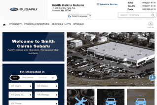 Smith Cairns Subaru reviews and complaints