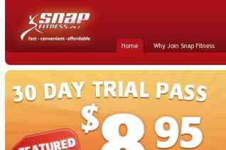 Snap Fitness reviews and complaints