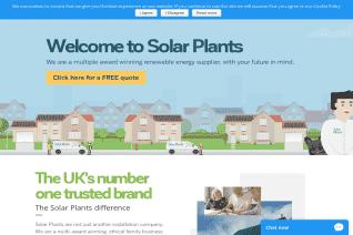 Solar Plants UK reviews and complaints