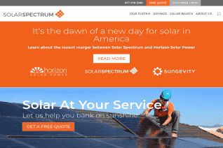 Solar Spectrum reviews and complaints