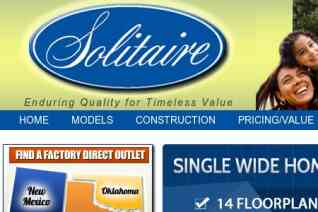 Solitaire Homes reviews and complaints