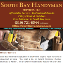 South Bay Handyman reviews and complaints
