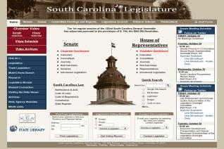 South Carolina Legislature reviews and complaints