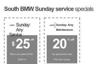 South Motors BMW reviews and complaints