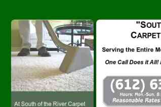 South of the River Carpet Cleaning reviews and complaints