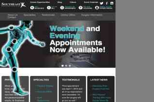 Southeast Orthopedic Specialists reviews and complaints