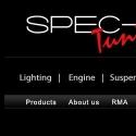SpecD Tuning