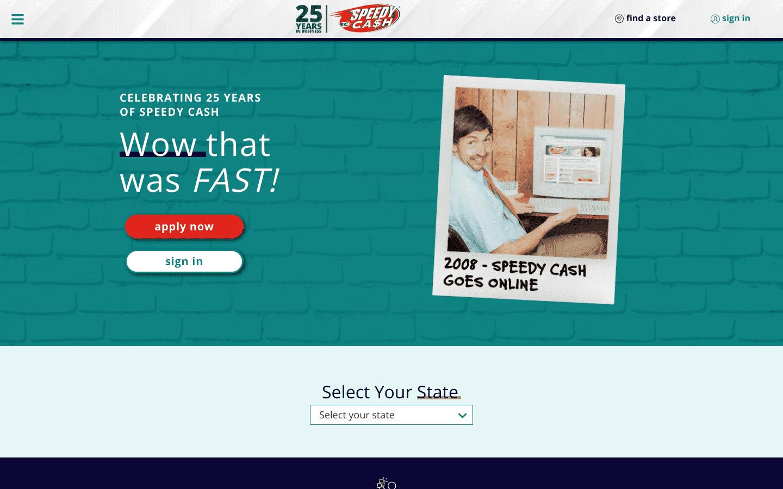 Speedy Cash reviews and complaints