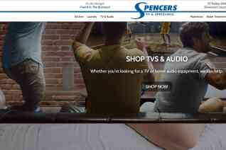 Spencers Tv And Appliance reviews and complaints
