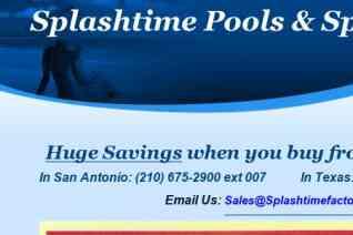 Splashtime Pools reviews and complaints