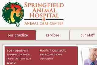 Springfield Animal Hospital reviews and complaints