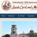 Ss Cyril And Methodius Church Of Texas