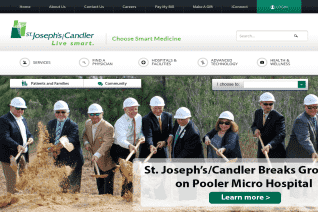 St Josephs Candler Hospital reviews and complaints