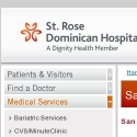 St Rose Dominican Hospital reviews and complaints