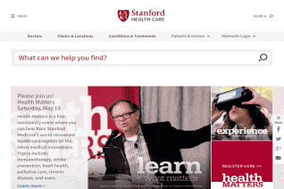 Stanford Health Care reviews and complaints