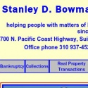 Stanley D Bowman Attorney At Law