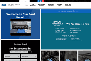 Star Ford reviews and complaints