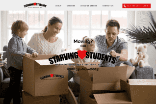 Starving Students Movers reviews and complaints