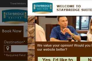 Staybridge Suites reviews and complaints