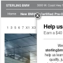 Sterling BMW reviews and complaints