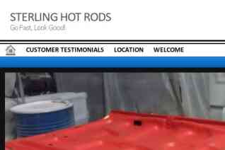 Sterling Hot Rods reviews and complaints