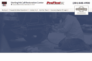 Sterling Mccall Restoration Center reviews and complaints