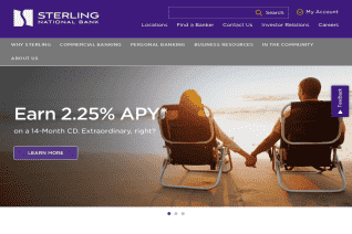 Sterling National Bank reviews and complaints