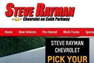 Steve Rayman Chevrolet reviews and complaints