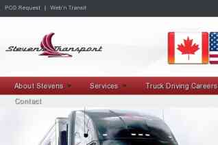 Stevens Transport reviews and complaints