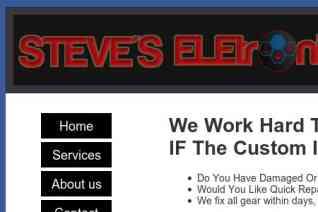 Steves Electronics Connecticut reviews and complaints