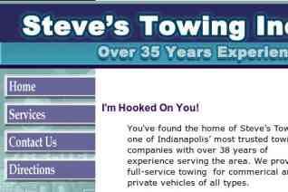 Steves Towing reviews and complaints