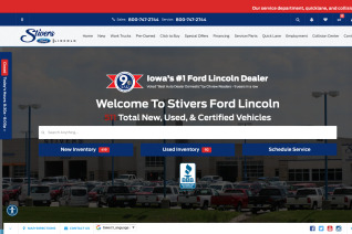 Stivers Ford reviews and complaints
