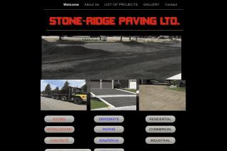 Stone Ridge Paving reviews and complaints