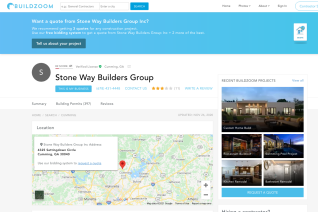 Stone Way Builders Group reviews and complaints