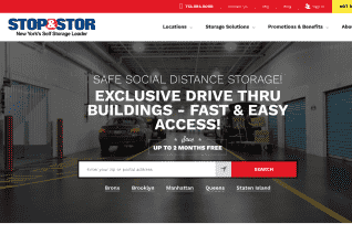 Stop and Stor reviews and complaints