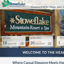 Stoweflake Mountain Resort and Spa reviews and complaints
