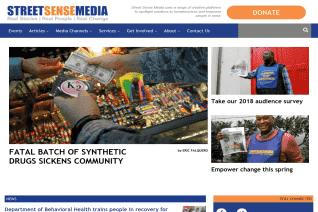 Street Sense Media reviews and complaints