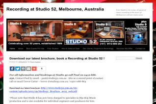 Studio 52 Of Australia reviews and complaints