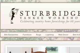Sturbridge Yankee Workshop reviews and complaints