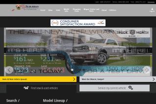 Suburban Chrysler Dodge Jeep Ram Of Ann Arbor reviews and complaints