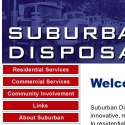 Suburban Disposal reviews and complaints