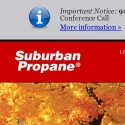Suburban Propane reviews and complaints