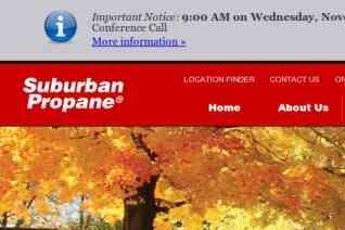 Suburban Propane reviews and complaints
