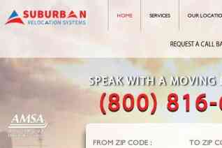 Suburban Relocation Systems reviews and complaints