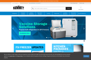 Summit Appliance reviews and complaints