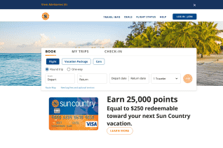 Sun Country Airlines reviews and complaints