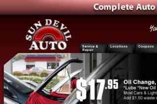 Sun Devil Auto reviews and complaints