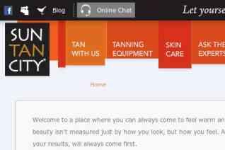 Sun Tan City reviews and complaints