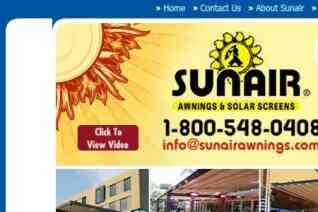 Sunair reviews and complaints