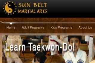 Sunbelt Martial Arts Center reviews and complaints